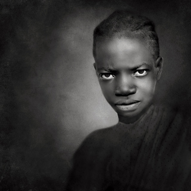 Daughter of a Slave - Timbuktu, Mali